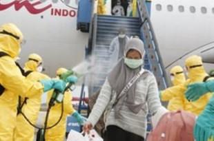 【インドネシア】中国武漢市にチャーター便派遣、238人退避[社会](2020/02/03)
