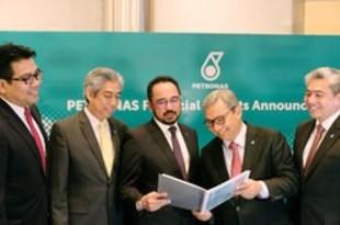 【マレーシア】国営石油ペトロナス、19年通期は27%減益[資源](2020/02/27)