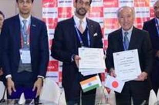 【インド】自動車用アンテナのヨコオ、地場と合弁設立[車両](2020/02/12)