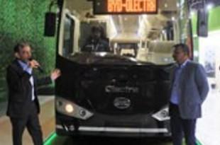 【インド】中国BYD、民間企業に電気バス販売へ[車両](2020/02/07)