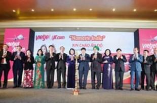 【ベトナム】ベトジェット、インド3路線就航へ[運輸](2020/02/14)