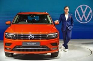 【インド】独VW、SUV「ティグアン」新モデル発売[車両](2020/03/09)
