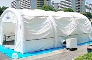 【韓国】太陽工業、医療用テントを韓国に輸出[製造](2020/03/09)