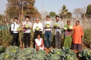 【インド】農水省が日本の農業を実証、現地で報告会[農水](2020/03/12)