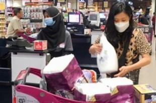 【マレーシア】イオン、全事業所で消毒作業[商業](2020/03/13)