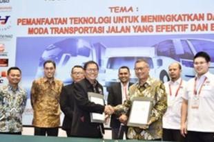 【インドネシア】国営ガスとトラック協会、LNG利用で協力[運輸](2020/03/10)