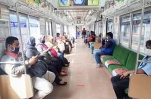 【インドネシア】首都圏の通勤鉄道、乗客35%制限で継続[運輸](2020/04/20)
