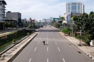 【インドネシア】首都で大規模社会制限開始、13日から罰則も[社会](2020/04/13)