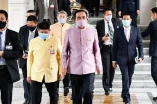 【タイ】非常事態宣言を1カ月再延長[社会](2020/05/27)