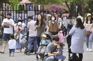 【韓国】コロナ禍沈静で平常モードへ[社会](2020/05/07)