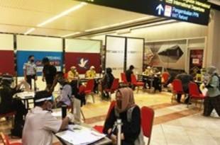 【インドネシア】首都空港の運航本数を制限、乗客殺到で[運輸](2020/05/18)