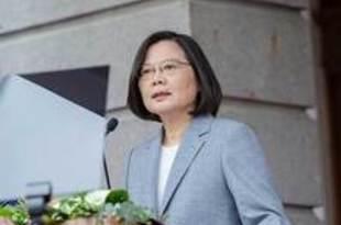 【台湾】第2期蔡英文政権が発足[政治](2020/05/21)