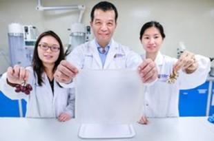 【シンガポール】エビの殻から包装材原料、果物使って抽出[化学](2020/05/11)