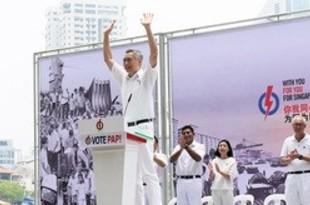 【シンガポール】選挙運動時の集会禁止、感染予防対策で[政治](2020/06/19)