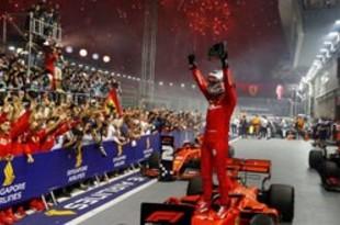 【シンガポール】9月開催のF1レース、コロナ禍で中止に[観光](2020/06/15)