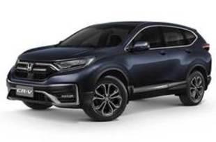 【タイ】ホンダ、SUV「CR―V」新モデル発表[車両](2020/07/14)