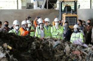 【インドネシア】ごみ固形燃料の生産施設、中ジャワ州で開所[製造](2020/07/23)