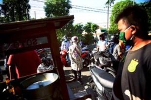 【インドネシア】スラバヤ市、9日まで主要道路3カ所を封鎖[社会](2020/07/06)