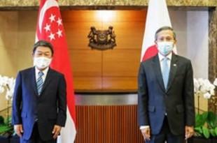 【シンガポール】日本との往来制限、9月に緩和[政治](2020/08/14)