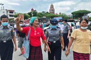 【ミャンマー】カレン族指導者追悼式典、3人が身柄拘束[政治](2020/08/14)