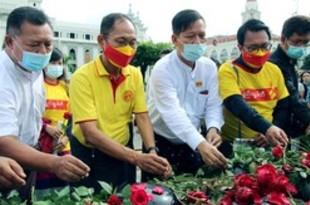 【ミャンマー】民主化運動忘れず、市民が追悼=新党党首も[政治](2020/08/10)