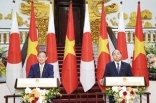 【ベトナム】日越が首脳会談、官民で12件の文書交換[経済](2020/10/20)