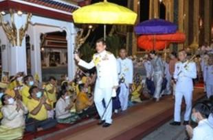 【タイ】タイ国王「全ての人愛する」[政治](2020/11/03)