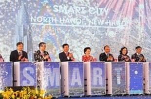 【ベトナム】日本6社、ハノイのスマート都市開発で協力[建設](2020/11/13)