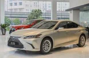 【ベトナム】トヨタ、レクサス「ES」新モデルを投入[車両](2020/11/30)