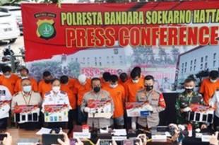 【インドネシア】偽の陰性証明を販売、空港関係者15人を逮捕[社会](2021/01/20)