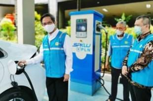 【インドネシア】家庭でのEV充電に電気料金3割引き[公益](2021/02/15)
