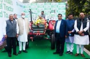 【インド】初のCNGトラクター発売、農家の経費削減[製造](2021/02/15)