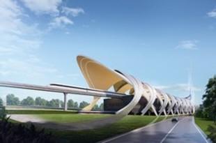 【マレーシア】ジョ州国境鉄道、駅舎コンペの最優秀賞発表[運輸](2021/02/22)