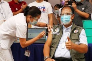 【フィリピン】コロナのワクチン接種開始[社会](2021/03/02)