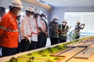 【インドネシア】バンドン高速鉄道、1駅追加し全5駅に[運輸](2021/04/14)