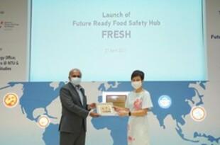 【シンガポール】新食品の安全研究所、南洋大などが開設[食品](2021/04/29)
