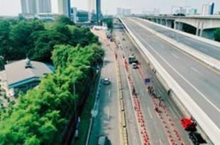 【インドネシア】帰省禁止後3日間、首都圏外への車両46%減[運輸](2021/05/10)
