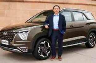 【インド】現代自、高級SUV「アルカサール」発売[車両](2021/06/21)
