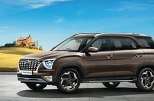 【インド】現代自、高級SUVアルカサールの予約開始[車両](2021/06/10)