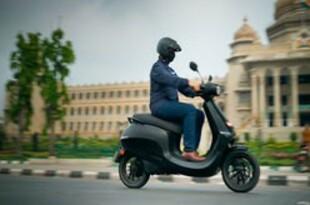 【インド】オラスクーターの発売迫る、公式発表[車両](2021/07/05)