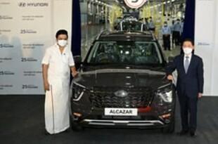 【インド】現代自、累計生産1000万台を突破[車両](2021/07/01)