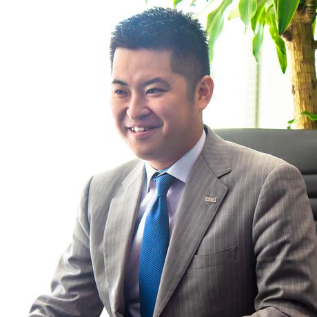 代表取締役社長 兼 CFO 公認会計士 柴田 裕亮