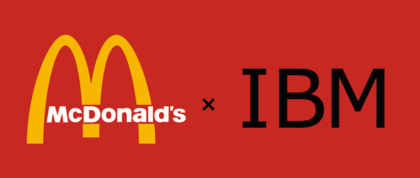 マクドナルドとIBM