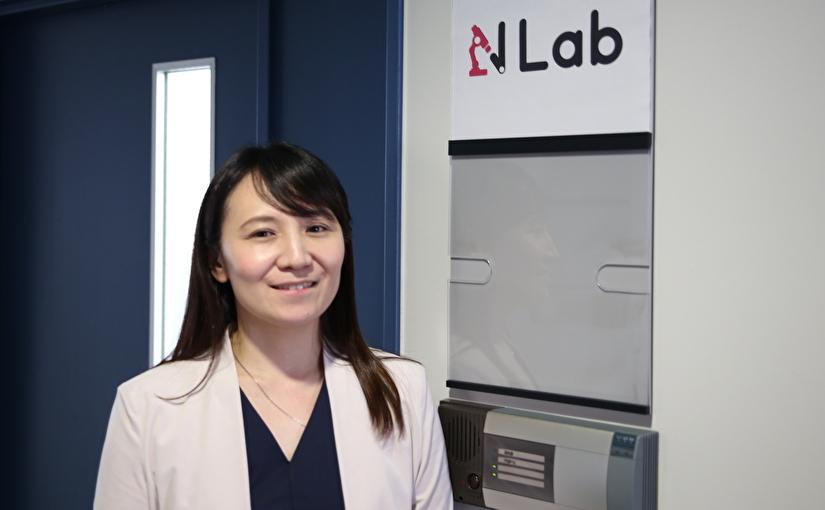 N Lab代表