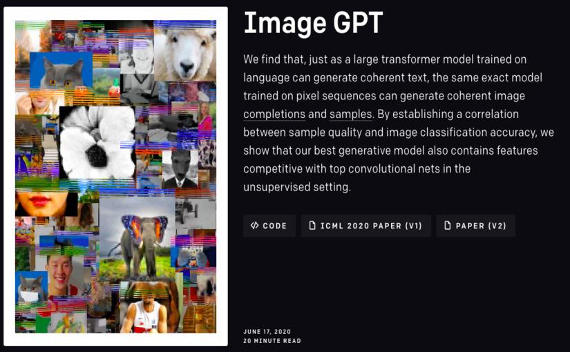 image-gpt