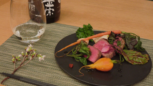 DINING OUT SPECIAL SHOWCASE in 代々木VILLAGE