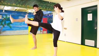 恵比寿のキックボクシングジムで美活ダイエット♪「バンゲリングベイ」へ潜入!