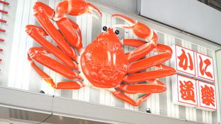 """エイジング効果もある""""蟹""""を求めて。老舗かに料理専門店「かに道楽」へ!"""