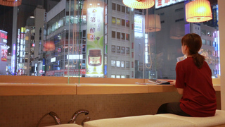 在新宿散步的最後,前往足湯咖啡廳放鬆身心!「Hogushiya 本舖 RiRAKU新宿本店」