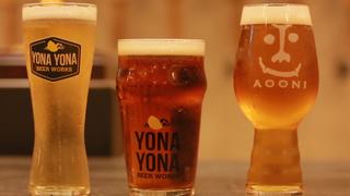 """モンドセレクション受賞""""よなよなエール""""他10種類以上のクラフトビールをドラフトで♪"""